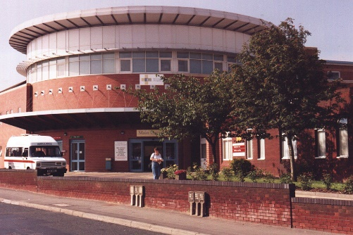 Montagu Hospital, Mexborough
